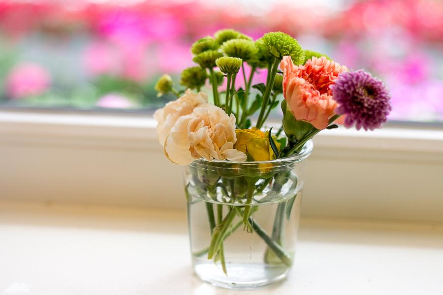 Fotoreportage-Blumenladen-Blumenstrauß