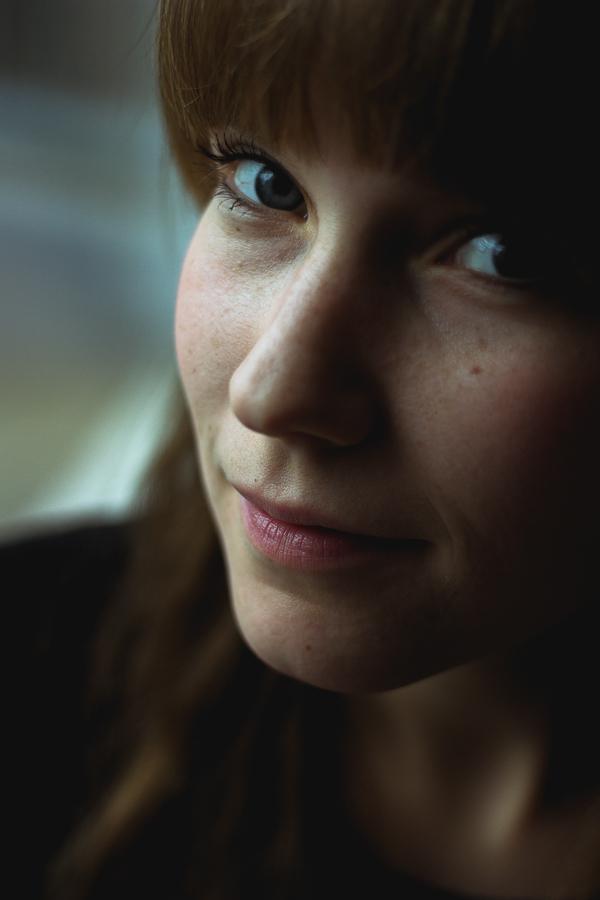 Portrait im weichen Licht
