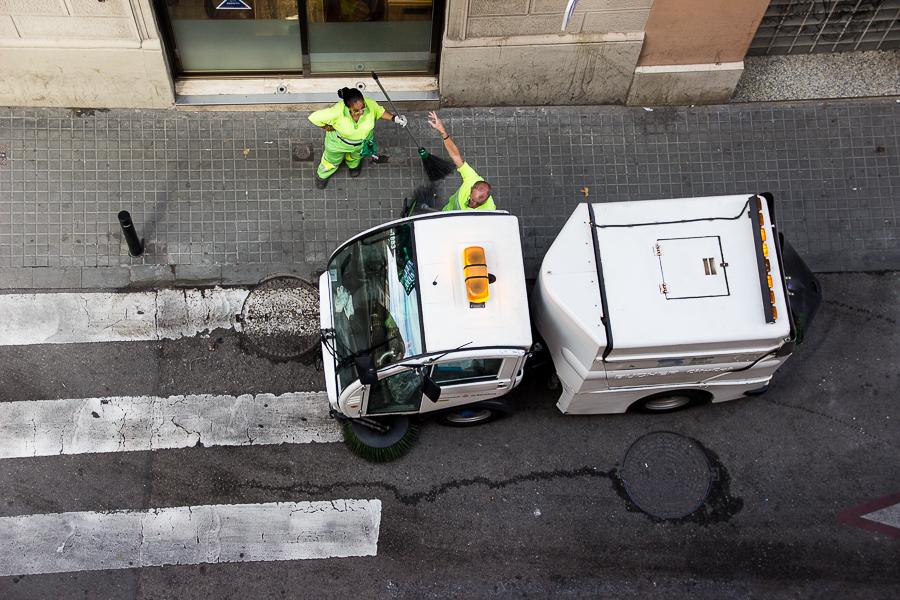 Reportagefotografie in Barcelona