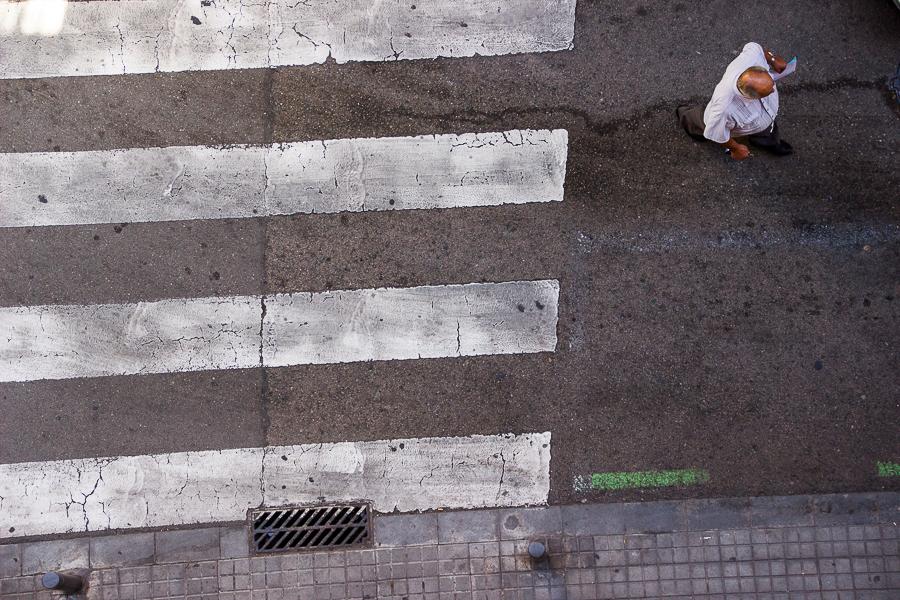 Streetphotography in Barcelona