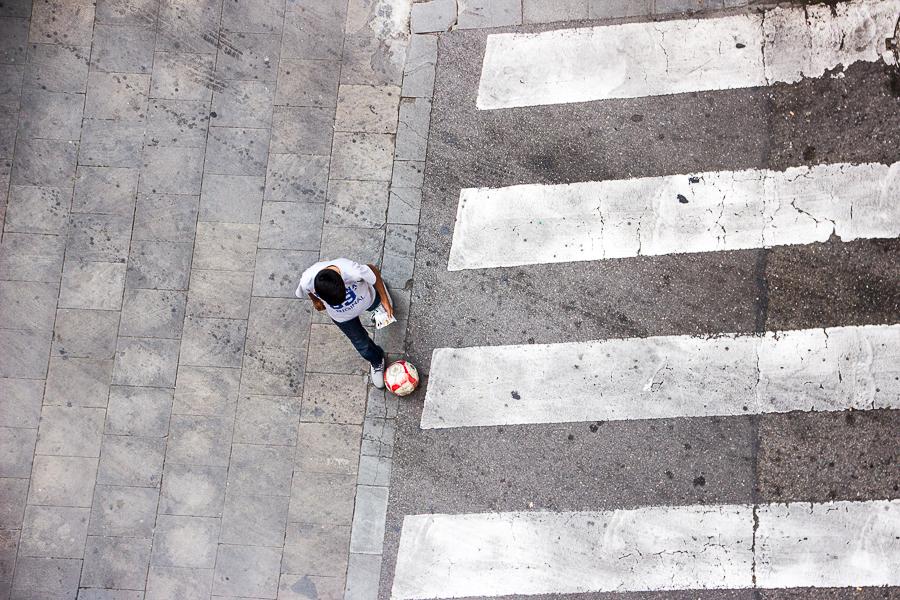Reportagefoto aus Barcelona
