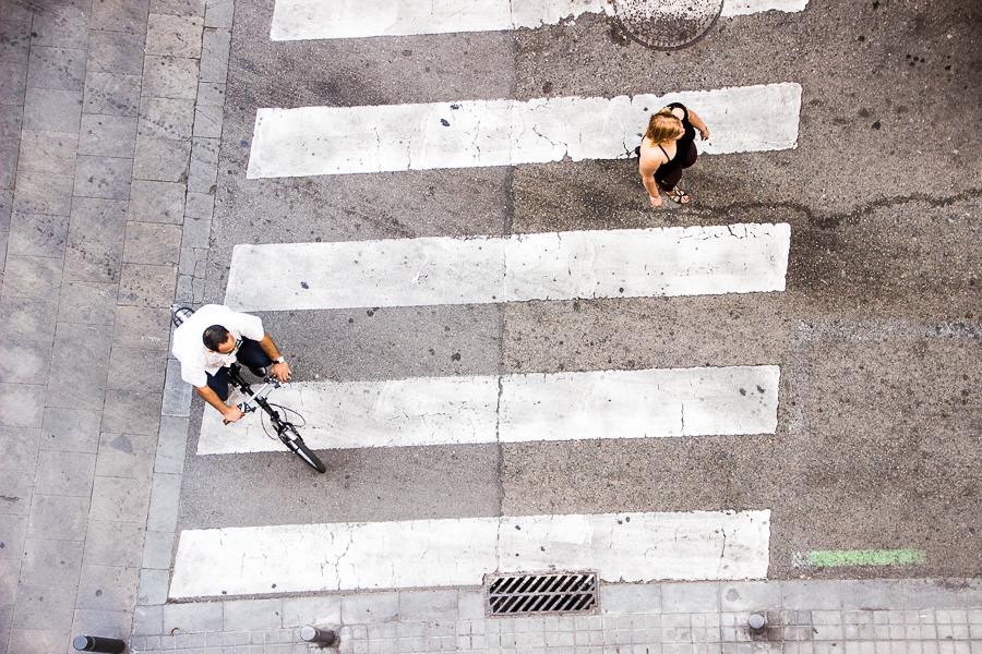 Straßenfotografie in Barcelona